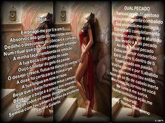 Beija e Dual Pecado.Sandra e Dely na arte de Mil. - Encontro de Poetas e Amigos