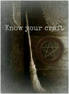 know your craft, and know it well, or nothing  shall come from your spells:)