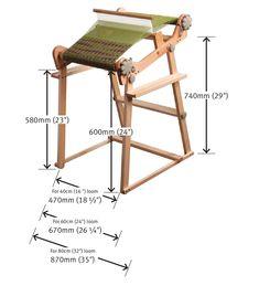 Image result for build a rigid heddle loom