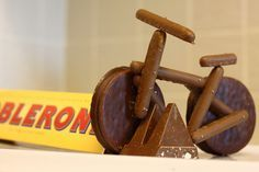 Chocolate Bicycle | Flickr - Photo Sharing!