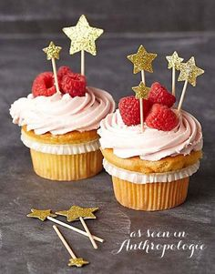 Starlight Cupcake Topper