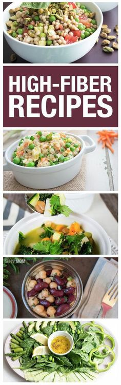 These fiber filled recipes will help you lose weight!