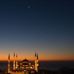 Blue Mosque by sunrisesoup on Flickr.