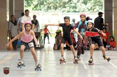 When it comes to perfecting a difficult sport with a lot of hard work & motivation, Presidians possess a never-say-no spirit! Hosting 16 other Presidium branches, Presidium Dwarka-22 recently organized the 1st Inter-Presidium Skating Championship on 3rd September, 2016. The participation of 285 Presidians in 64 different skating matches displayed their great enthusiasm, team spirit and the true traits of sportsmanship.