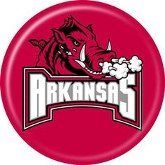 University of Arkansas Razorbacks disc