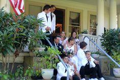 Captain S Mansion Mare Island Wedding