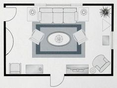 Tips To Help You Determine The Best Furniture Layout For Your Living Room Area