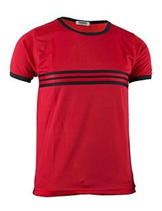 BCPOLO Men's Casual CoolMax Fabric Round Neck Short Sleeve T-Shirt Daily wear-red XS BCPOLO http://www.amazon.com/dp/B00S64JL52/ref=cm_sw_r_pi_dp_QTt7ub0QCVPVB