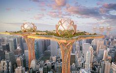 Les cités «possibles» du futur