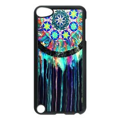 The Dream Catcher melting abstract Aztec Tribal Custome Hard Plastic Phone Case for iPod Touch 5,5G,5th Generation Black&White Vcapkcase,http://www.amazon.com/dp/B00GV4N5LA/ref=cm_sw_r_pi_dp_h310sb0PQSYB5MGS