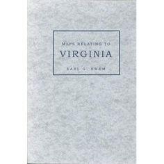 Maps Relating to Virginia