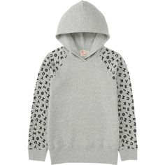 UNIQLO Women Disney Project Sweat Graphic Pullover Hoodie ($35) ❤ liked on Polyvore featuring tops, hoodies, grey, pullover hooded sweatshirt, hooded sweatshirt, pullover hoodie, sweatshirts hoodies and grey pullover hoodie