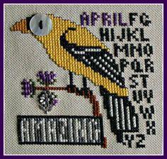Hinzeit - Birds Eye - Amazing April – Stoney Creek Online Store