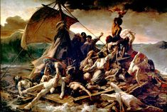 Géricault, The Raft of the Medusa , 1819
