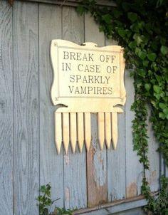 LOL-- Halloween decor?