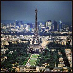 Paris, je t'aime Photo by tf777