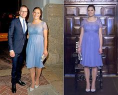 Crown Princess Victoria of Sweden and Prince Daniel of Sweden attended a reception hosted by the Mayor of Cartagena Dionisio Vélez on October 21, 2015 in Cartagena, Colombia.
