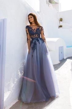Beautiful Prom Dresses #BeautifulPromDresses, Blue Prom Dresses #BluePromDresses, Long Prom Dresses #LongPromDresses, Long Sleeves Prom Dresses #LongSleevesPromDresses, Prom Dresses Long #PromDressesLong, Lace Prom Dresses #LacePromDresses