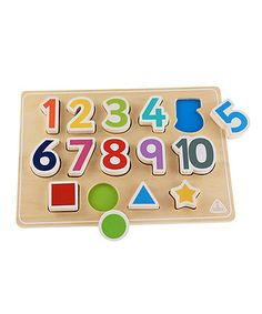 Numeracy Numbers Problem Solving Toys Games Twins 1st Birthdays1st Birthday GiftsEducational