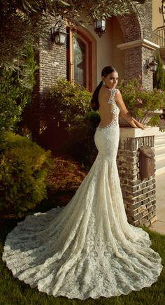 Galia Lahav Spring Bridal Collection 2014