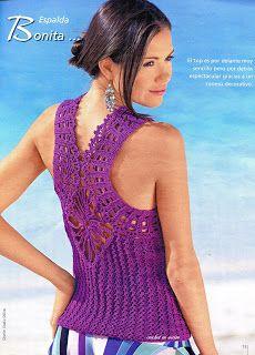 Crochet In Action: ladies