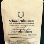 How to prepare and make Swedish Bitters – Schwedenbitter