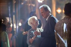 judi wiTH Bill NigHy iN THE SECoND BEST ExoTiC MARigolD HoTEl