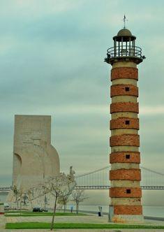 Lisbon, Portugal - Padrão dos Descobrimentos - Monument to the portuguese discoveries by sea