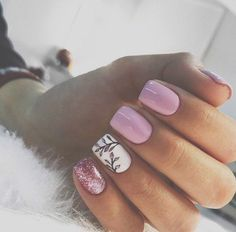 Semi-permanent varnish, false nails, patches: which manicure to choose? - My Nails White Nails, Pink Nails, Summer Shellac Nails, Nails Turquoise, Summer Nails 2018, White Glitter, Pink White, Love Nails, My Nails