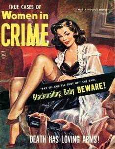 Women in Crime George Gross