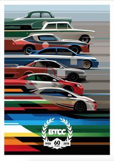 Vintage Racing, Vintage Cars, Automobile, Bike Illustration, Ex Machina, Car Posters, Car Advertising, Car Drawings, Car Painting