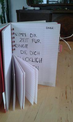 kreativ mit Herz: Bind it all - Filofax