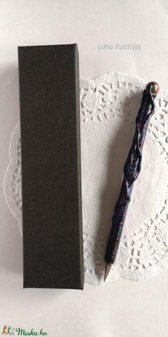 Varázstoll - Galaxis (LunaKuckoja) - Meska.hu Tie Clip, Accessories, Fashion, Ink, Moda, Fashion Styles, Fashion Illustrations, Tie Pin, Jewelry Accessories