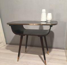 Vintage Tische - Coffeetable Beistelltisch Nierentisch*Mid Century - ein Designerstück von Mid-Century-Frankfurt bei DaWanda