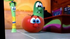 Veggie Tales in the City Take the time to be Kind