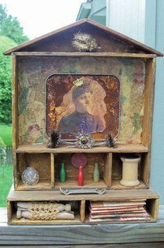 Vintage Lady Shrine