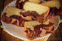 Chec pufos cu visine Sandwiches, Ethnic Recipes, Desserts, Food, Tailgate Desserts, Deserts, Essen, Postres, Meals
