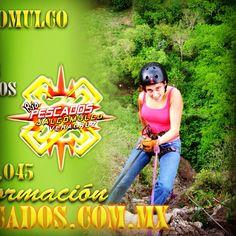 Un día de #aventura en #Jalcomulco http://www.riopescados.com.mx #Veracruz