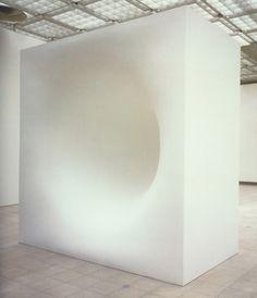 ANISH KAPOOR • White Dark V •  http://anishkapoor.com