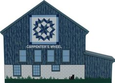 Carpenter's Wheel Quilt Barn