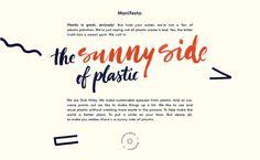 The Sunny Side Of Plastic - Manifesto