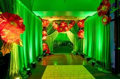 emerald city event | pj hummel and company, inc: The Emerald City!