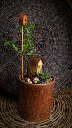 Miniature and Fairy Gardens from the Great Annual Miniature Garden Contest, Part 6 of 6 And here is the last installment from our series wrap-up for the Great Annual Miniature Garden Contest: the r...