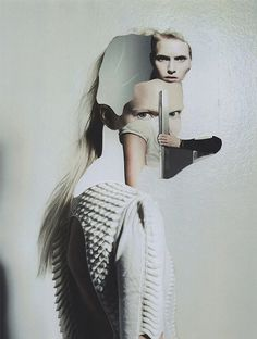 Los collages surrealistas de Jesse Draxler | itfashion.com
