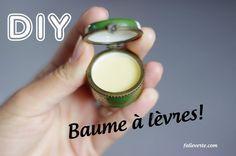 Réaliser un baume à lèvres karité miel 100% naturel en 10 min !