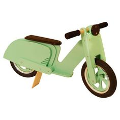 Scooter baby!
