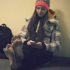 Tiny Feet are Cute