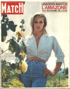 This issue includes a cover & 8 insert pages on Ursula Andress as 'The most beautiful woman in the world'. This is issue dating from the 12 September This magazine has 180 pages. Julie Newmar, Anita Ekberg, Ursula Andress, Vintage Paris, French Vintage, Lifestyle Articles, Paris Match, Vintage Magazines, Famous Women