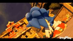 Sonic forces gif