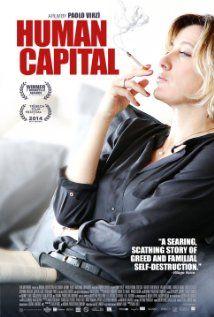 Human Capital (2013) Poster